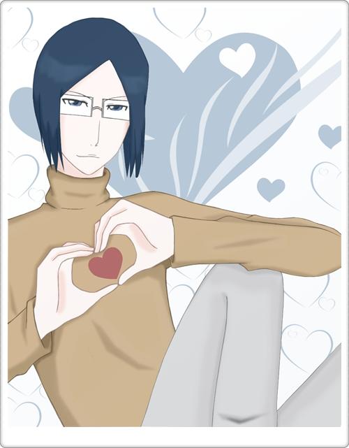 """""""I love you"""" by hirasawa by Hirasawa"""