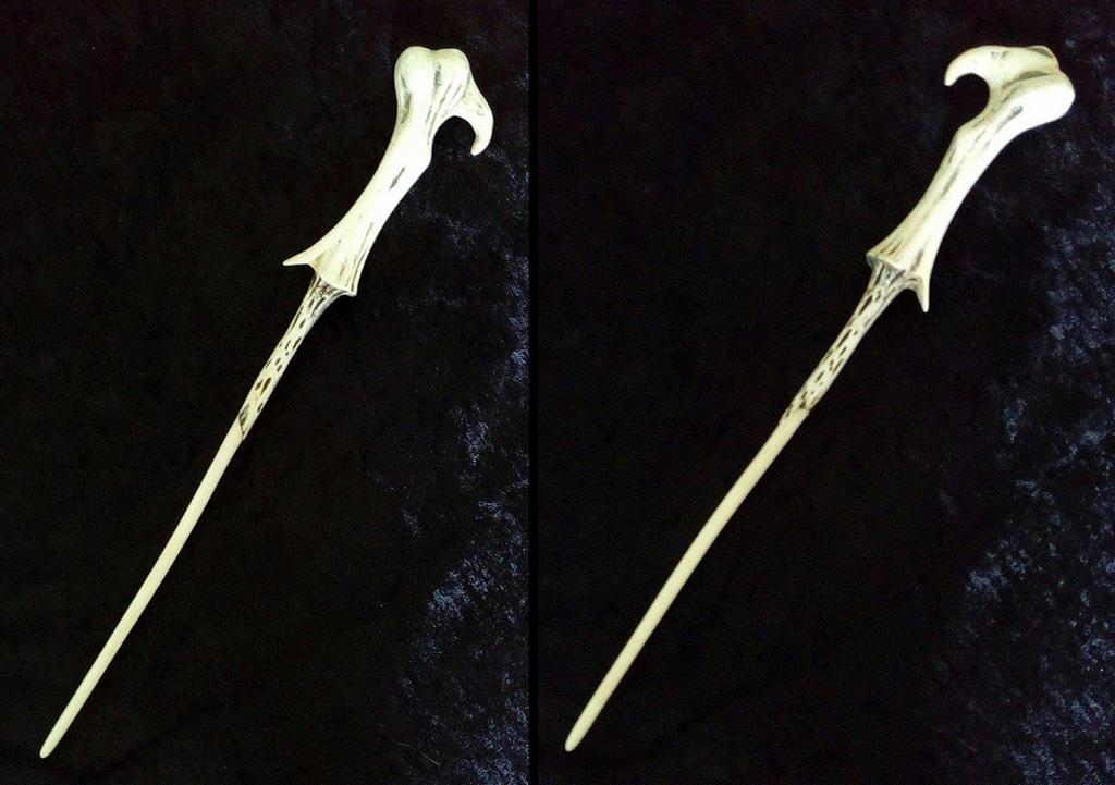 Harry potter voldemort s wand handmade replica by fal62 on for Harry potter voldemort wand