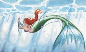 Real Ariel by littlemerman
