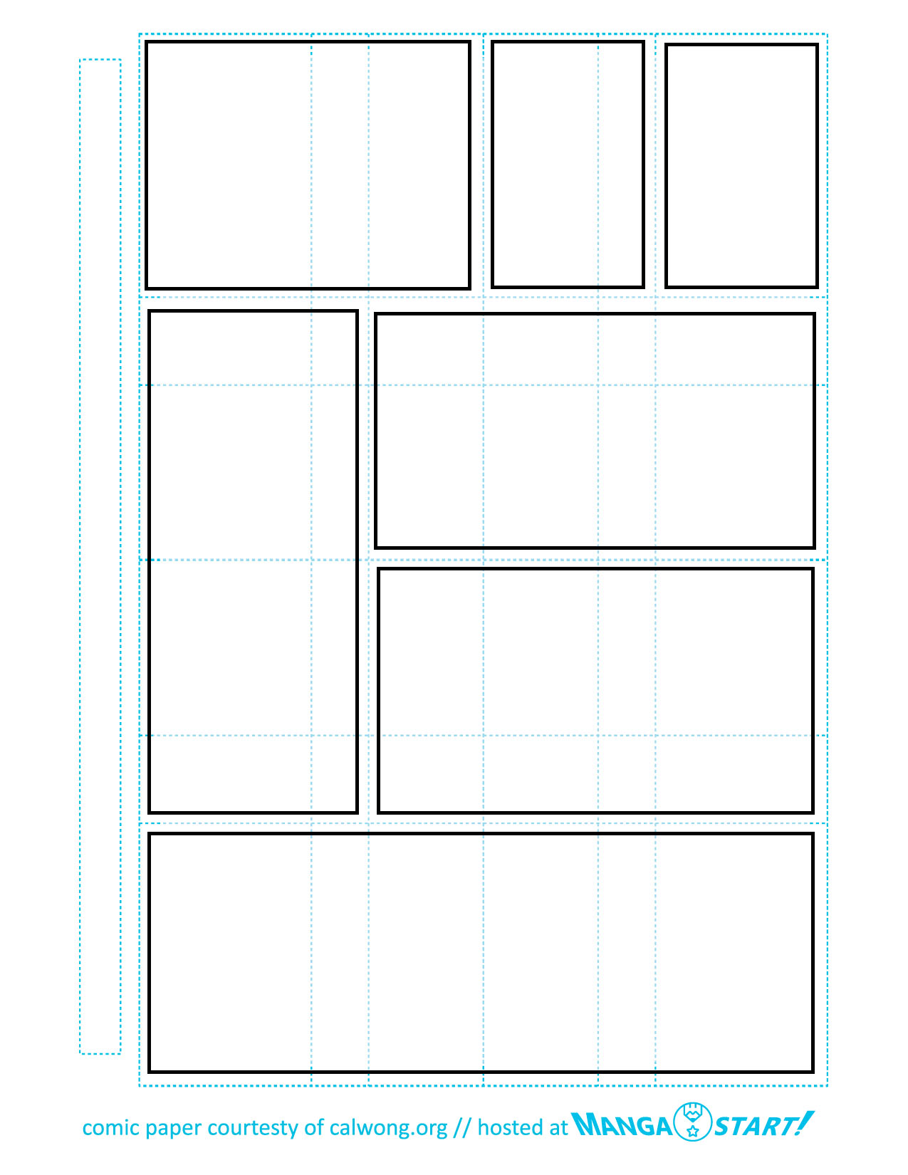 Printable comic paper w guides by ianoji on deviantart printable comic paper w guides by ianoji pronofoot35fo Gallery