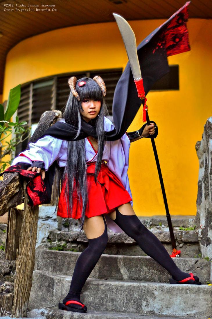 Youko X Boku SS: SHIRAKIIN RIRICHYO by gazxiii