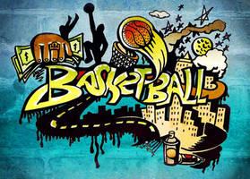 Basketball by Artgar2