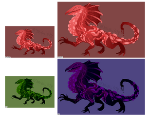 Hi I have some sprites I did a while ago