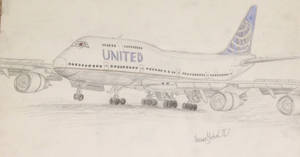New character *boeing 747-400*
