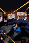 Batman and Robin Adventures Vol 1 Cover Recreation