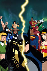 Mortal Kombat vs DC Universe Animated
