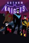Gotham Knights Animated Style