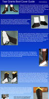 Tear Grants Boot Cover Guide by EternalZarya