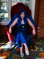 Reclaiming the Throne (Princess Luna) by EternalZarya