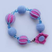 Pink and Blue by borysbrytva
