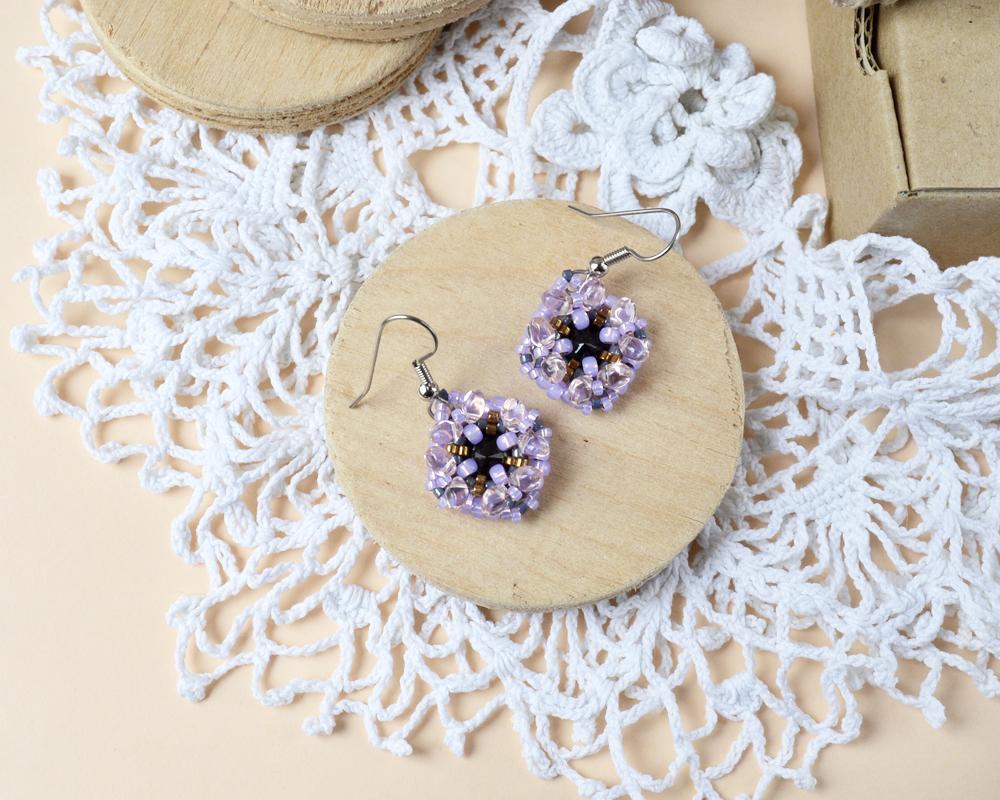 Bridesmaid Earrings by borysbrytva