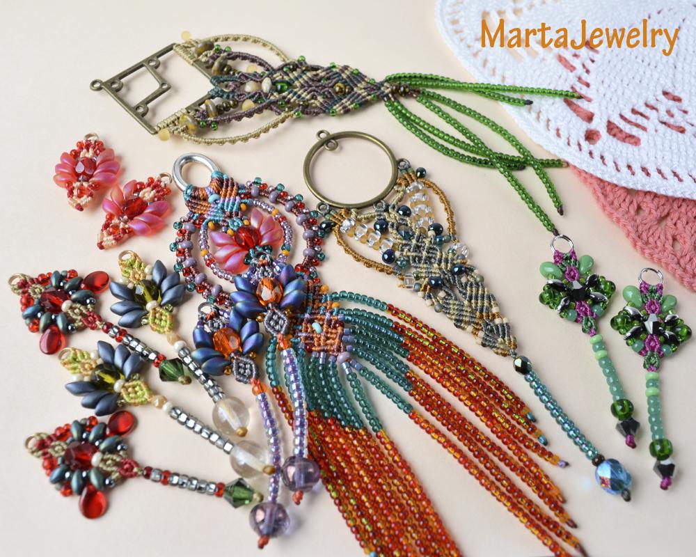 Macrame Pieces by borysbrytva