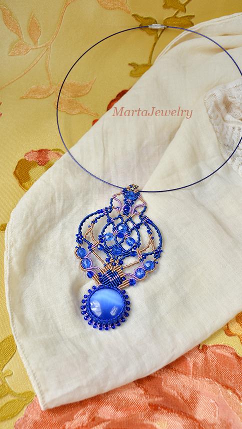 Blue Cat's Eye by borysbrytva