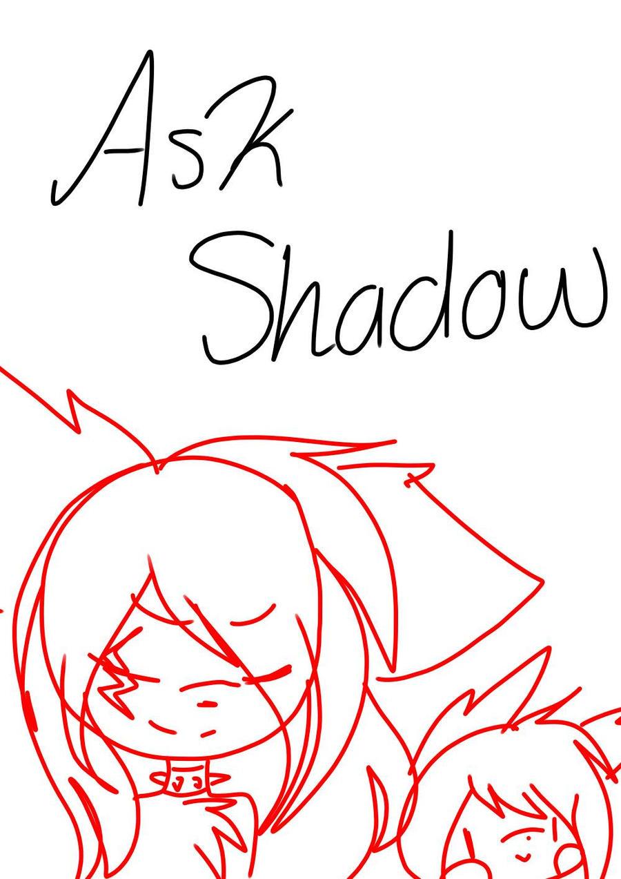 Ask Shadow by cutelittlepikakitty