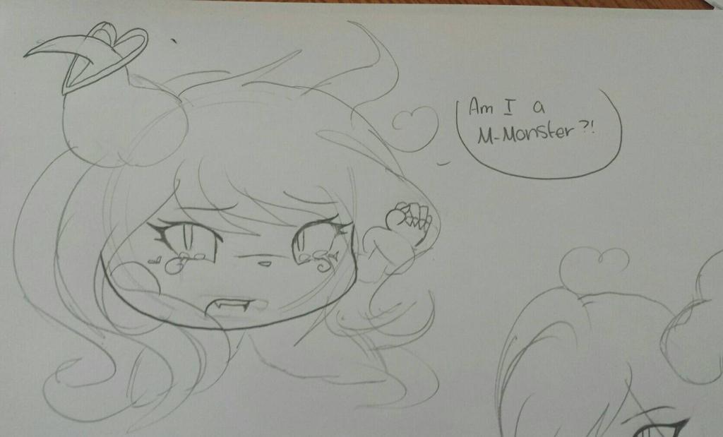 Am I a Monster? by cutelittlepikakitty