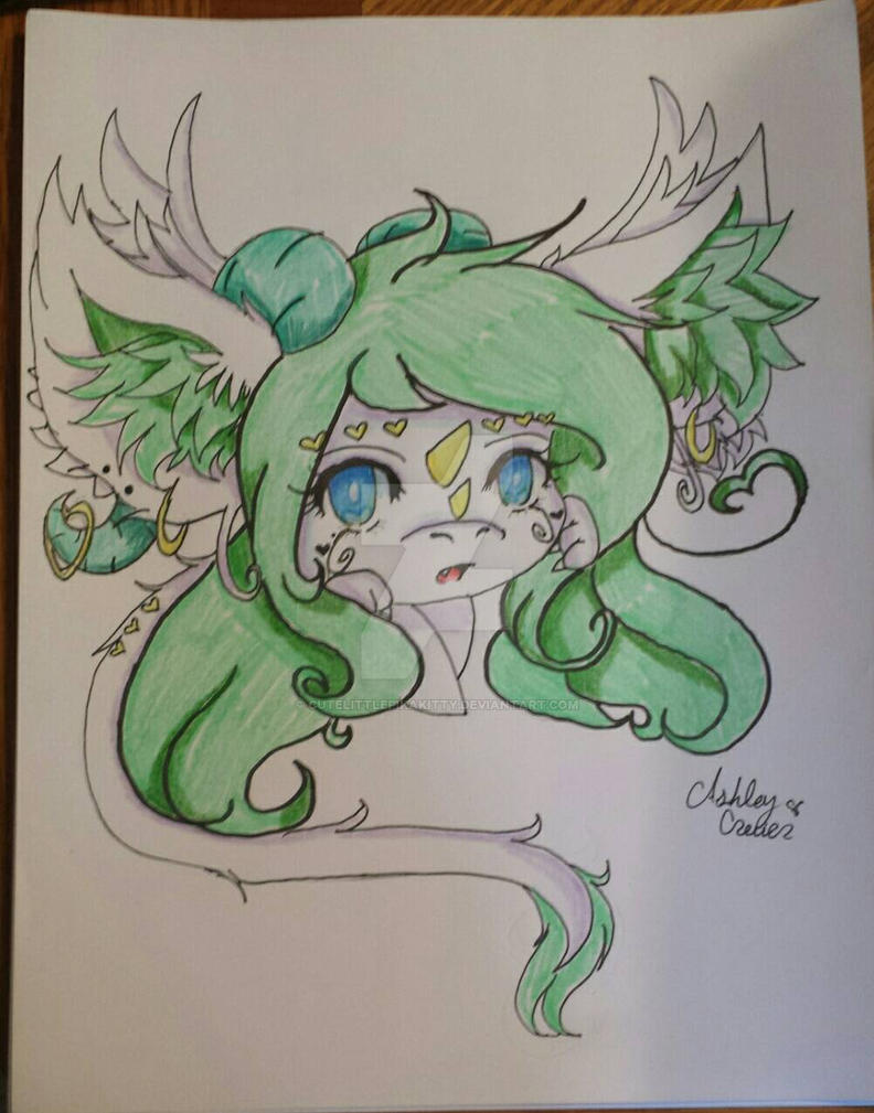 Ashy's other form by cutelittlepikakitty