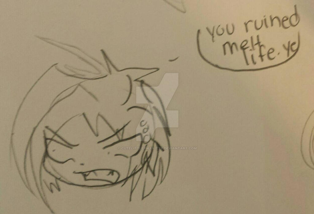 OMG WHY DID I DO THIS TO RAY by cutelittlepikakitty