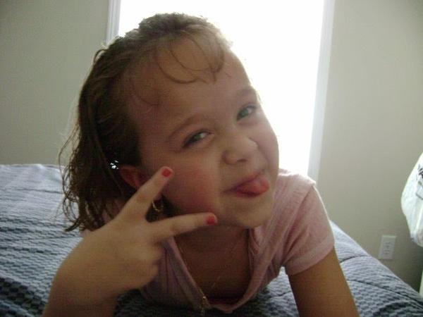 when I was little lol XD by cutelittlepikakitty