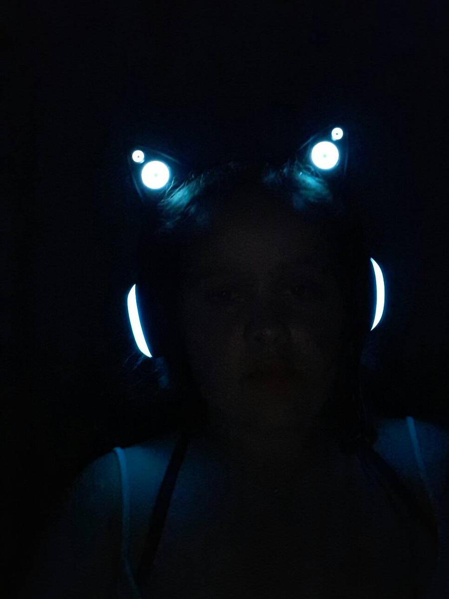when it's dark..... by cutelittlepikakitty