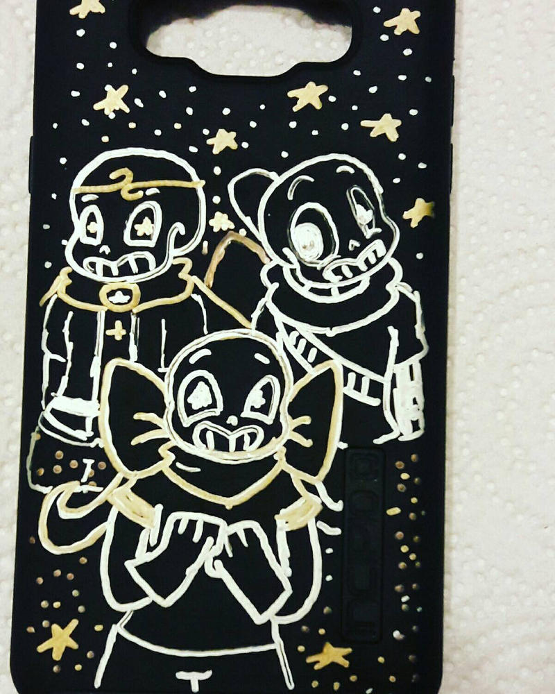 My Phone case by cutelittlepikakitty