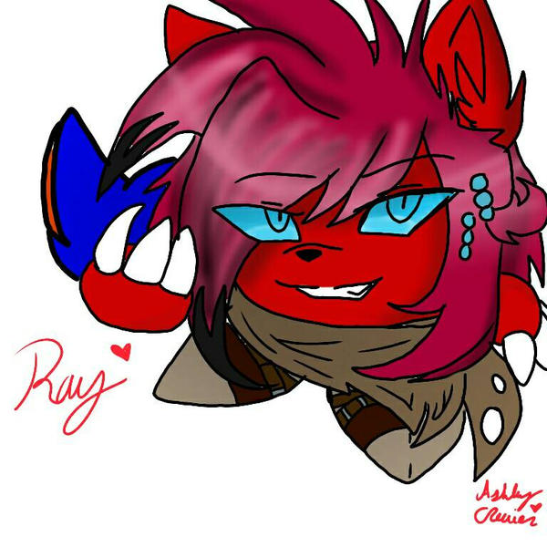 Happy birthday Ray! by cutelittlepikakitty