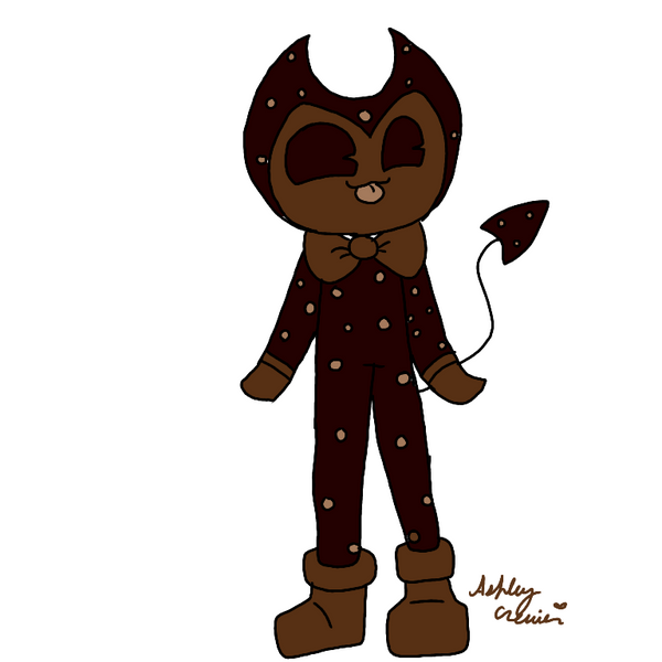 Bendy and the Cookie Machine [AU] by cutelittlepikakitty