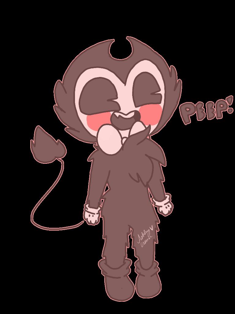 Fluffy! Bendy [pagedoll] by cutelittlepikakitty