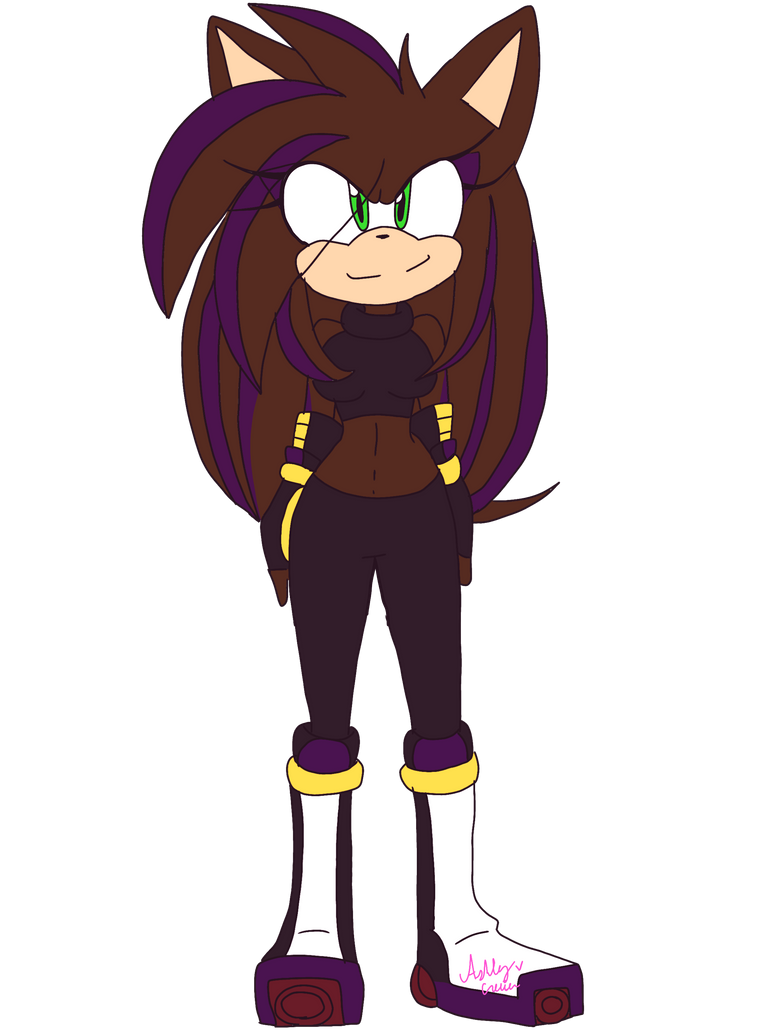 .:Wilma the Hedgehog:. [Pagedoll] by cutelittlepikakitty