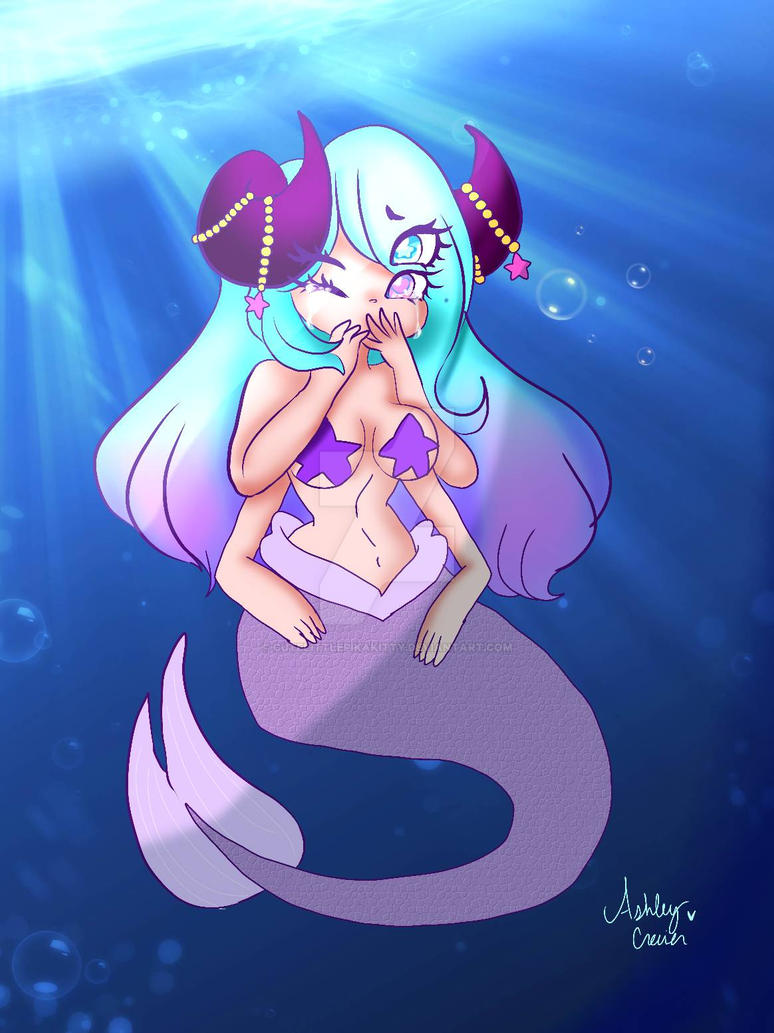 Marina [MFF] by cutelittlepikakitty