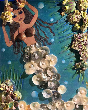 Mermaid and Pearls