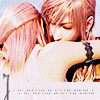 Lightning and Serah icon by YRPT