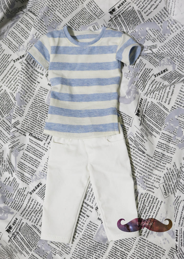 SD stripe T by espieglo