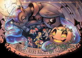 Nightmare Night by coma392