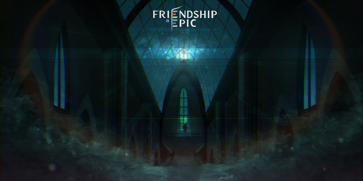 Friendship is Epic:Concept art 4 by coma392