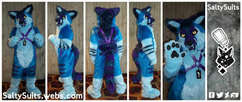 Kolfy Fullsuit Commission by SaltySuits