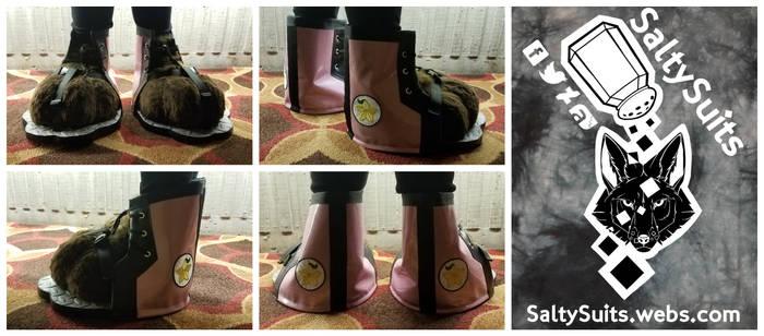 Hatsuki Fursuit Sandals
