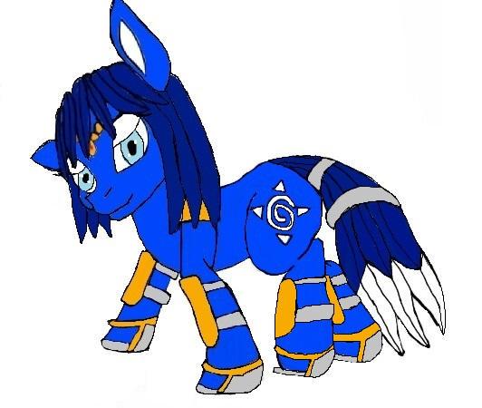 Krystal The Pony