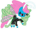 fluttershy becoming Seabreeze tf 12