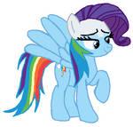 Rarity Becoming Rainbowdash Tf 09