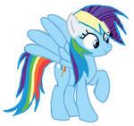Rarity Becoming Rainbowdash Tf 10