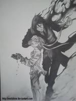 Ciel et Sebastian by Melidraw