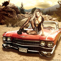Rock even nowhere by Mylene-C