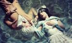 Cosplay NO.6 Shion and Nezumi