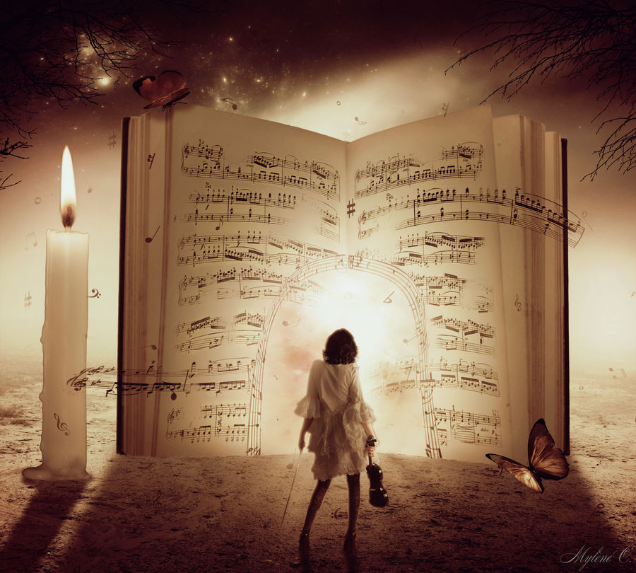 Music Portal by Mylene-C