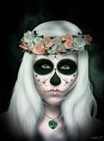 Dia de los Muertos by Mylene-C