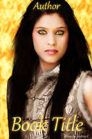 Burning (premade book cover) by Mylene-C