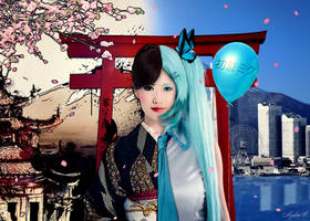 Japan Fusion by Mylene-C