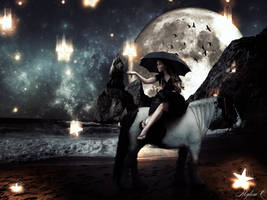 It's raining stars by Mylene-C