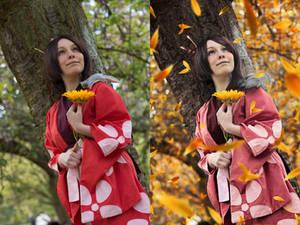 Fuu - Samurai Champloo by Mylene-C