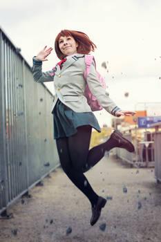 Ochako Uraraka - My Hero Academia